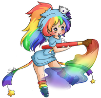 Rainbow by Irelys