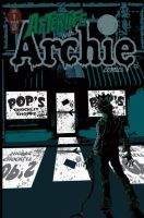 Afterlife with Archie #1 NYCC Variant by RobertHack