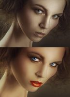 before and after by Izzys-Photo-Corner