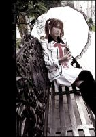 cosplay vampire knight, rima by maikamaiko