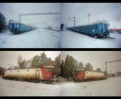 Train spotting... by Iulian-dA-gallery