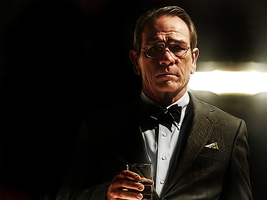 Tommy Lee Jones by donvito62