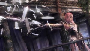 Final Fantasy XIII-2 Wallpaper - Lightning by FinalFantasyFanGirl2