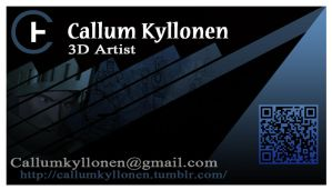 Buisness Card by ZeroNero