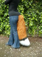Fox Tail Commission by Wolf-Gem