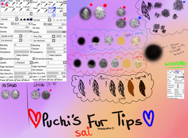 Puchis Fur Tips And Tutorials by Puchikatt