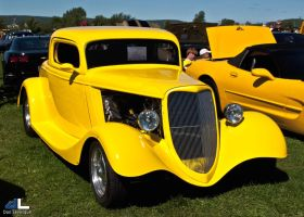 Ford Hotrod by imonline