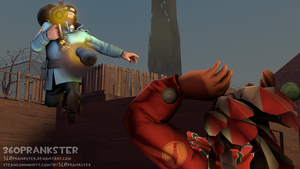 [SFM] TF2 Loadout - Soldier (Honor-Guard) v2 by 360PraNKsTer