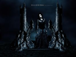 In Love with the Darkness by DEIVIONIC