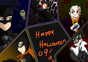 JMAK- Happy Halloween 09 by Doridachi
