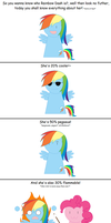 Rainbow Dash Facts by ThunderWolfang