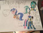 SPD Equestria Extras and Omega/Break by RioDecade96