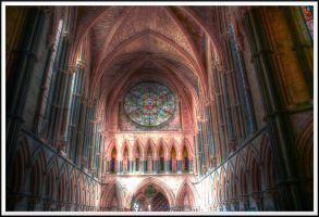 The Chapter House Window... by TheBaldingOne