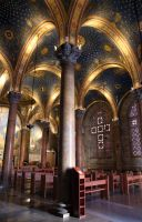 Church of Gethsemane by greenjinjo