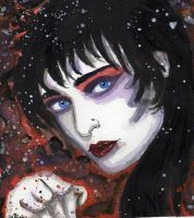 Siouxsie - Cities in Dust by collectingbees
