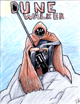 Dune Walker Cover by TheBenGray