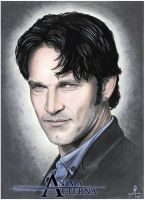 Stephen Moyer by AnimaEterna
