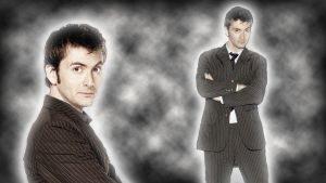 David Tennant by TimeTravelingTardis