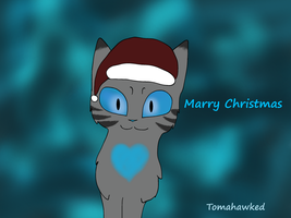Marry Christmas Turquoise by Tomahawked