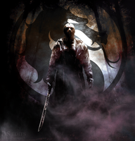 Mortal Kombat X: Jason Voorhees by ultimate-savage