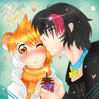 Happy BrithDay Hamtaro C.T by DeadlyZumi