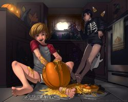 Happy Halloween 2014 by UndieKnights
