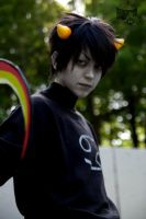 Karkat: STRIFE by xRedxPiratex