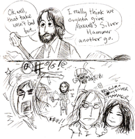 beatle comic - hammer rage by Kuri-ishi