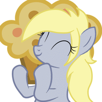 Clap_Derpy by DevilEnvy