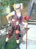 Harley Quinn (Post Apocalypse) by MooneWolfe