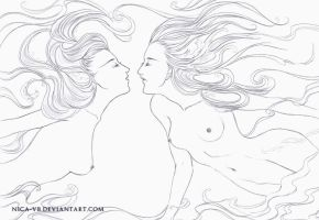 Kissing Winds by Nica-vb