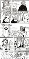 Byakuya Bloopers by AthelLoren-wardancer