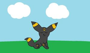 uh....Umbreon.... by 001glaceonice001