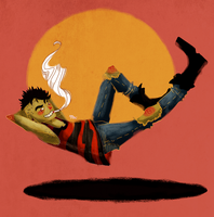 Relax Marshall by Jimmy-ilustra