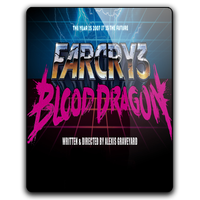 Far Cry 3 Blood Dragon by dylonji