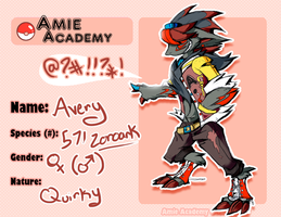 .: A-Academy :. Avery by keldeos