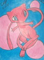 Mew by PhantomNevermore2365