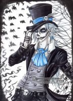 .:Dapper.Cadaver:. by Hatter2theHare