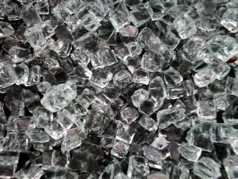 Stock Texture - Glass Fragments V by rockgem