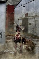 Silent Hill Dog by Autopsyrotica-Art