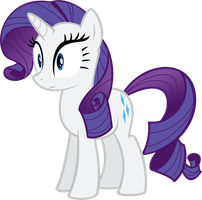 Rarity is Disturbed by iamcommando13