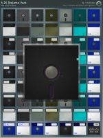 5.25 Diskette Pack by Oulixeus