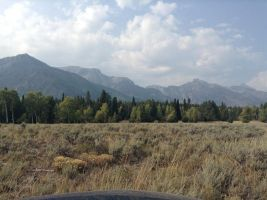 Cross Country Trip 2015: Grand Tetons #4 by BeyondFireComic