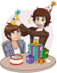 Happy 22nd Birthday, Louis! by xMarzisme