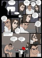mass effect 3 James n shepard-one last game by rotten-jelly-babie