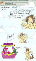 Ask 4: Keeping Secrets is hard by Ask-Pony-GerIta