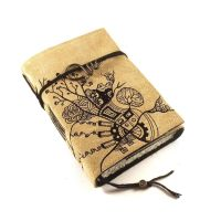 Droid, Leather Journal by kreativlink