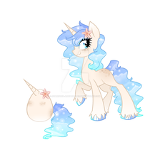 Ocean unicorn auction CLOSED by StarDust-Adoptables
