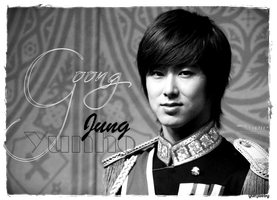 Yunho In The Musical Gong by YunjaeBy