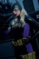The Batgirl - Stephanie Brown by Nami06